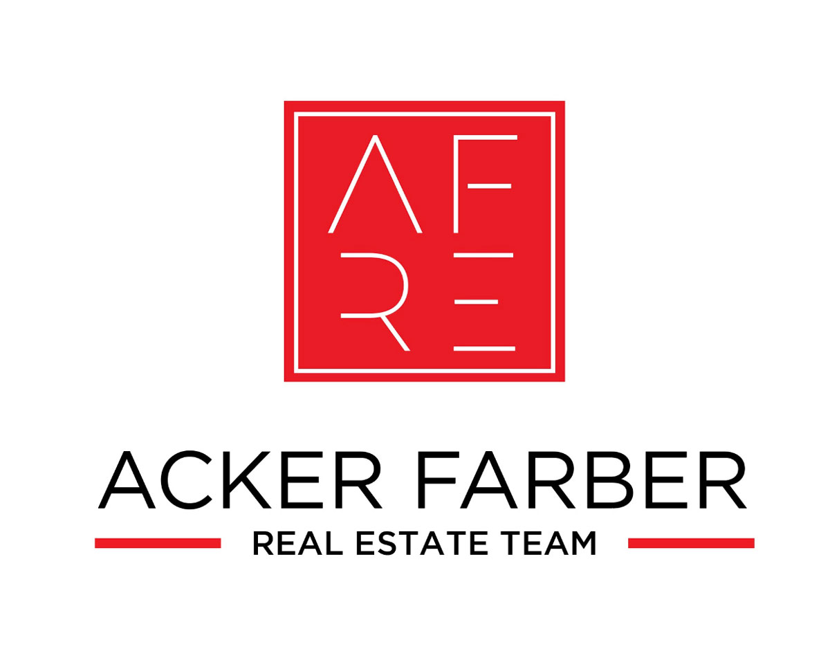 Acker Farber Real Estate Team logo